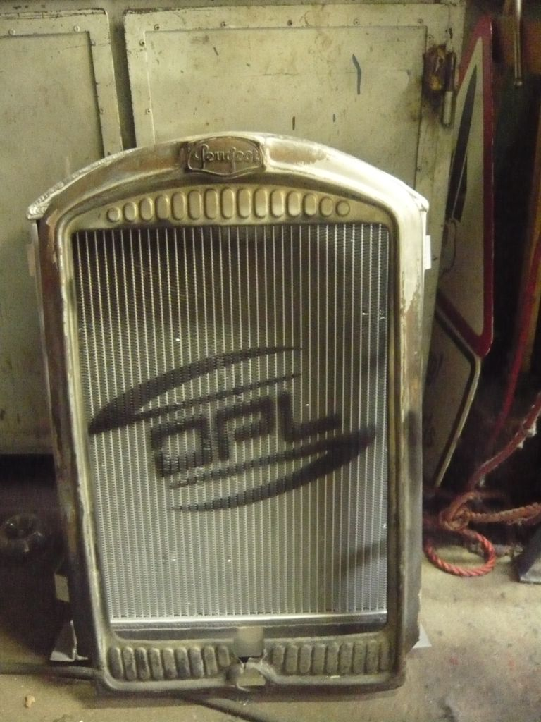 Peugeot 201 traditional Hot Rod Rod_144_k